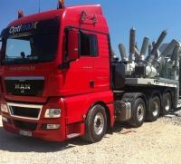 Transformer transport – JP EP BiH, ED Tuzla