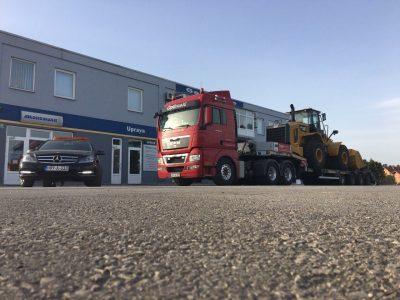 Transport za Teknoxgroup doo na relaciji Grosuplje – Sarajevo
